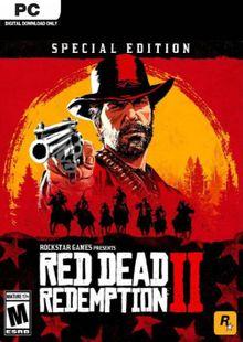 Red Dead Redemption 2 - Special Edition PC billig Schlüssel zum Download