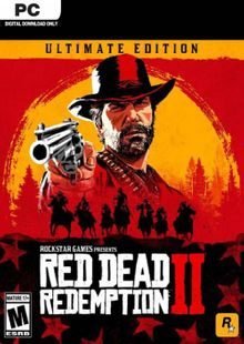 Red Dead Redemption 2 - Ultimate Edition PC cheap key to download