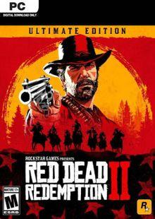 Red Dead Redemption 2 - Ultimate Edition PC + DLC billig Schlüssel zum Download
