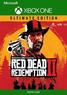 Red Dead Redemption 2: Ultimate Edtion Xbox One (UK) cheap key to download