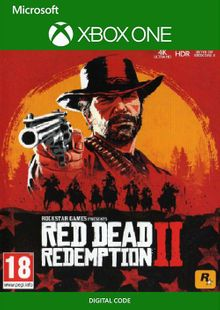 Red Dead Redemption 2 Xbox One (UK) cheap key to download