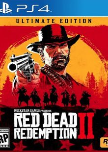 Red Dead Redemption 2 Ultimate Edition PS4 US/CA cheap key to download