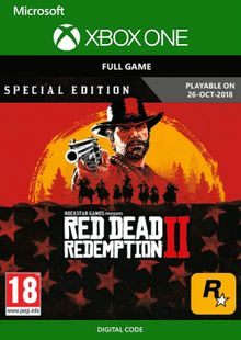 Red Dead Redemption 2: Special Edition Xbox One billig Schlüssel zum Download