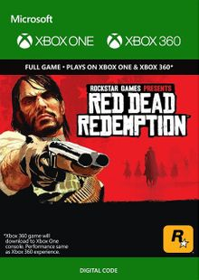Red Dead Redemption Xbox 360/Xbox One billig Schlüssel zum Download