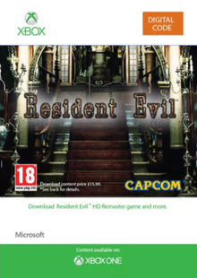 Resident Evil HD Xbox One billig Schlüssel zum Download