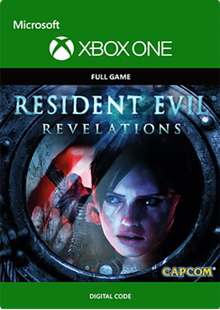 Resident Evil Revelations Xbox One billig Schlüssel zum Download