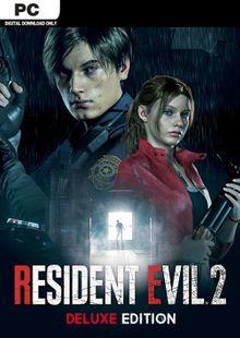 Resident Evil 2 / Biohazard RE2 Deluxe Edition PC billig Schlüssel zum Download