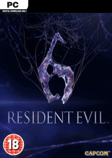 Resident Evil 6 PC (EU) cheap key to download