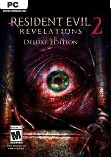 Resident Evil Revelations 2: Deluxe Edition PC billig Schlüssel zum Download