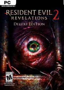 Resident Evil Revelations 2: Deluxe Edition PC cheap key to download