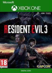 Resident Evil 3 Xbox One (UK) billig Schlüssel zum Download
