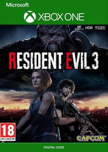 Resident Evil 3 Xbox One cheap key to download