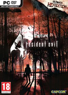 Resident Evil 4 Ultimate HD Edition PC cheap key to download