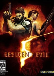 Resident Evil 5 PC cheap key to download