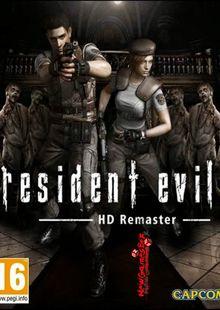 Resident Evil HD Remaster PC clé pas cher à télécharger