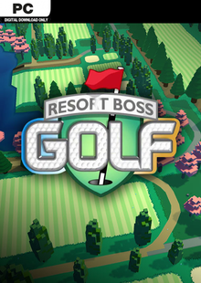 Resort Boss Golf PC cheap key to download