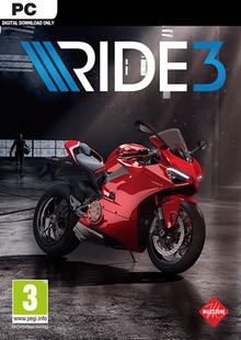 Ride 3 PC billig Schlüssel zum Download