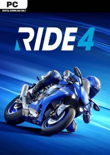 Ride 4 PC billig Schlüssel zum Download