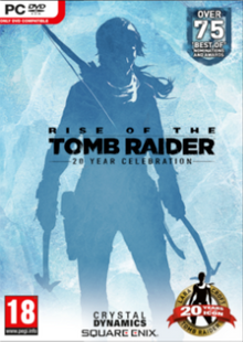 Rise of the Tomb Raider 20 Year Celebration PC clé pas cher à télécharger