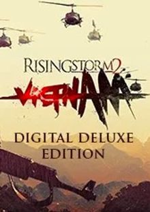 Rising Storm 2: Vietnam Digital Deluxe Edition PC cheap key to download