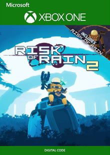 Risk of Rain 1 and 2 Bundle Xbox One (UK) cheap key to download