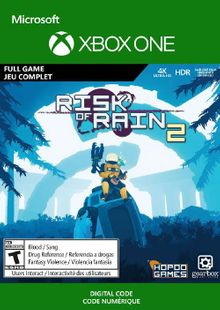 Risk of Rain 2 Xbox One (UK) cheap key to download