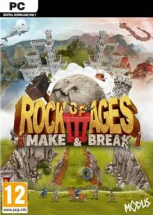 Rock of Ages 3: Make & Break PC billig Schlüssel zum Download