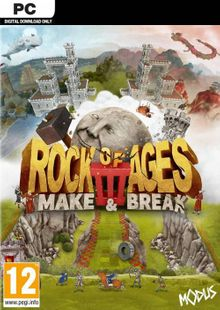 Rock of Ages 3: Make & Break PC cheap key to download