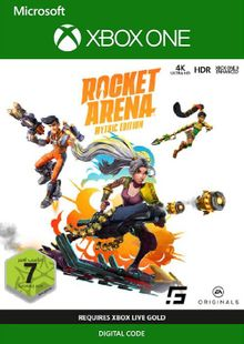 Rocket Arena Mythic Edition Xbox One (US) cheap key to download