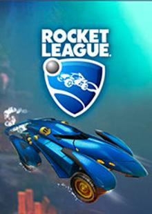 Rocket League PC - Triton DLC clé pas cher à télécharger