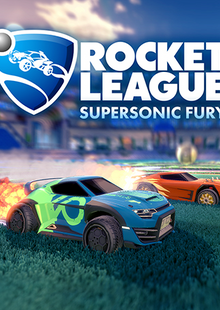 Rocket League PC - Supersonic Fury DLC cheap key to download
