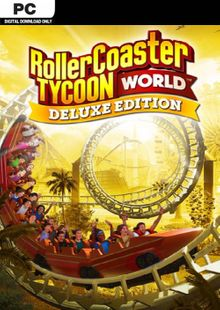 RollerCoaster Tycoon World - Deluxe Edition PC cheap key to download