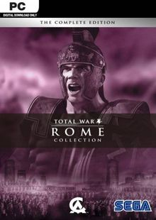 Rome: Total War - Collection PC cheap key to download