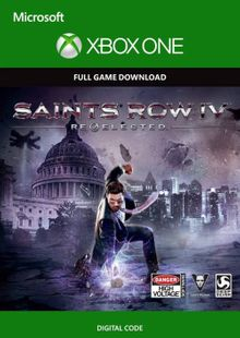 Saints Row IV: Re-Elected Xbox One (UK) cheap key to download