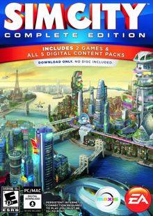 SimCity Complete Edition PC billig Schlüssel zum Download
