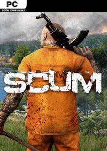 SCUM PC billig Schlüssel zum Download
