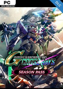 SD Gundam G Generation Cross Rays - Season Pass PC cheap key to download