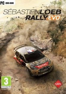 Sébastien Loeb Rally EVO PC billig Schlüssel zum Download