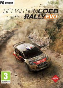 Sébastien Loeb Rally EVO PC cheap key to download