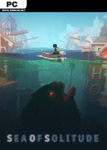 Sea of Solitude PC cheap key to download