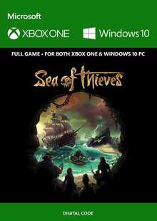 Sea of Thieves Xbox One / PC billig Schlüssel zum Download