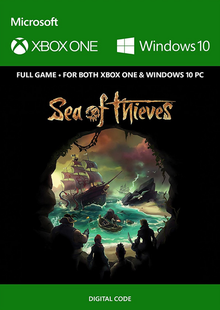 Sea of Thieves Xbox One (UK) cheap key to download
