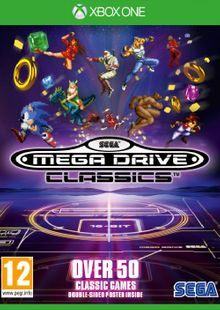 SEGA mega Drive Classics Xbox One (UK) cheap key to download