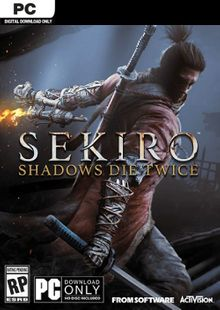 Sekiro Shadows Die Twice PC (US) cheap key to download