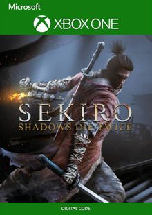 Sekiro: Shadows Die Twice Xbox One (UK) cheap key to download