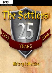 The Settlers: History Collection PC (EU) cheap key to download