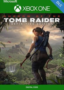 Shadow of the Tomb Raider Definitive Edition - Extra Content Xbox One (UK) cheap key to download