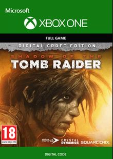 Shadow of the Tomb Raider Croft Edition Xbox One cheap key to download