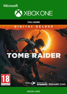 Shadow of the Tomb Raider Deluxe Edition Xbox One cheap key to download