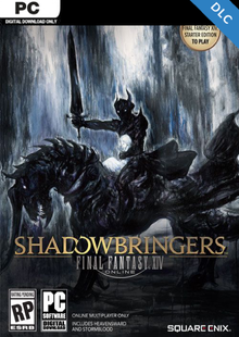 Final Fantasy XIV 14 Shadowbringers PC billig Schlüssel zum Download
